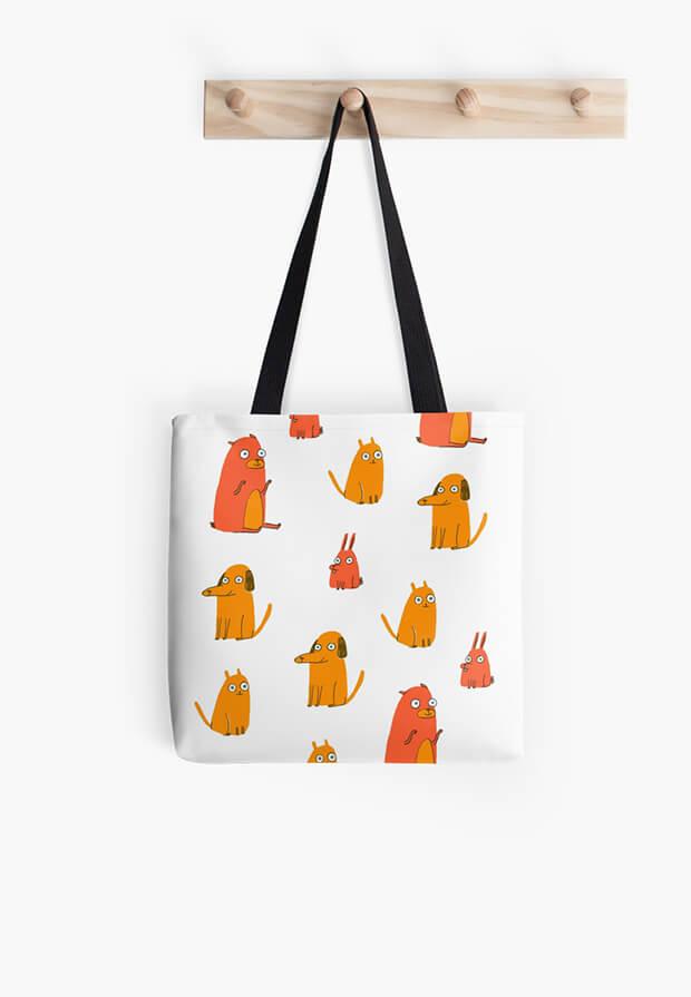 aurora-cacciapuoti-pattern-bag-dogs-cats