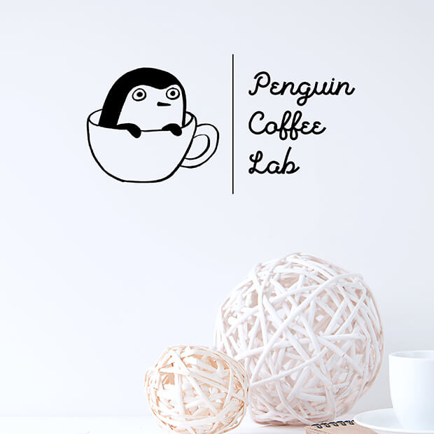 Penguin Coffee Lab 3
