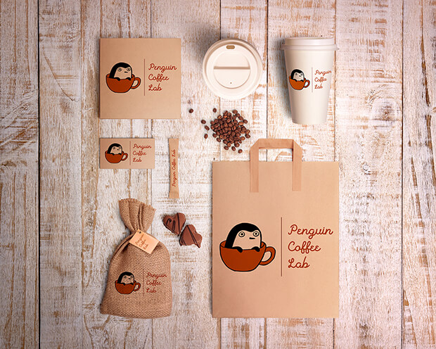 Penguin Coffee Lab 1