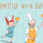 Baking with Dad - Book Launch