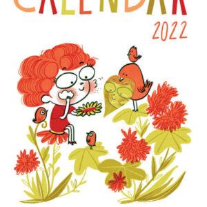 2022 Calendar - Calendario 2022 3